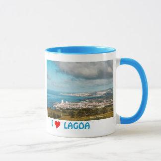 Vila da Lagoa - Azores Mug