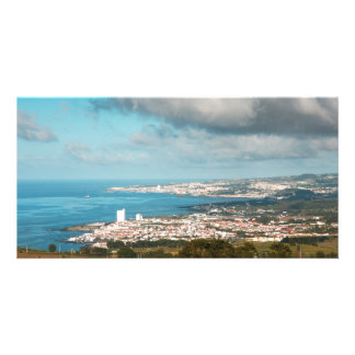 Vila da Lagoa - Azores Photo Card