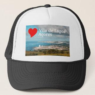 Vila da Lagoa - Azores Trucker Hat