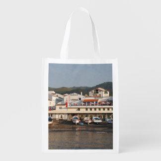 Vila Franca do Campo Azores Reusable Grocery Bag