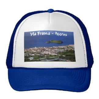 Vila Franca do Campo Trucker Hat