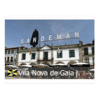 Vila Nova de Gaia, Portugal Postcard
