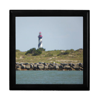 Vilano View of Lighthouse Gift Box