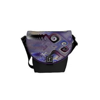 Vilanostris Mini Zero Messenger Bag