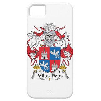 Vilas Boas Family Crest iPhone SE/5/5s Case
