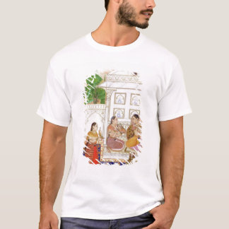 Vilaval Ragini: Woman at her Toilet T-Shirt
