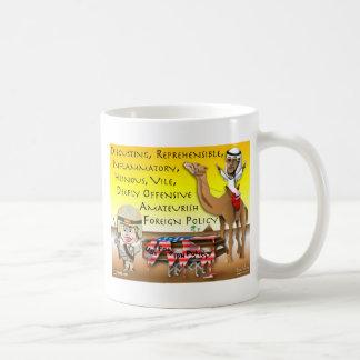 Vile Foreign Policy Coffee Mug