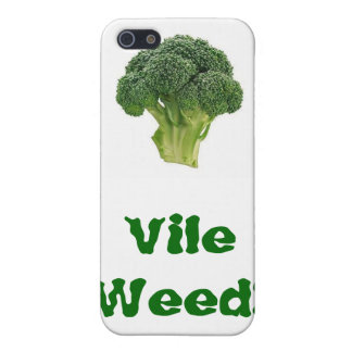 Vile Weed! Cover For iPhone 5