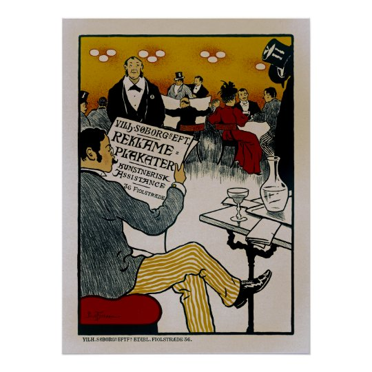 Vilhem Soborg's Successors Poster