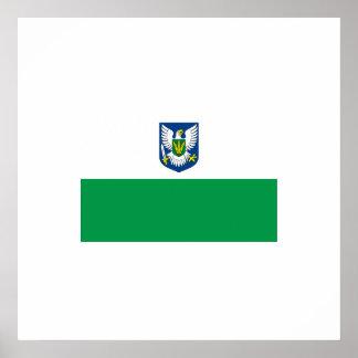 Viljandimaa, Estonia Poster