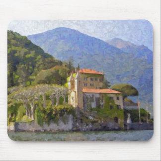 Villa Balbianello, Lake Como Mousepad