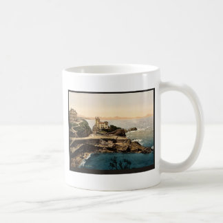 Villa Belsa, Biarritz, Pyrenees, France classic Ph Mugs