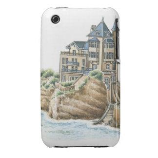 Villa Belza, Biarritz, France iPhone 3 Case-Mate Case