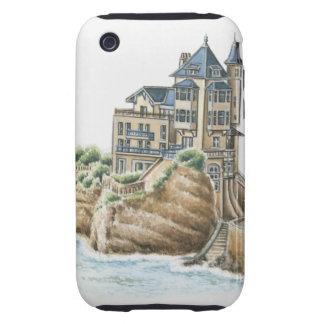 Villa Belza, Biarritz, France iPhone 3 Tough Case