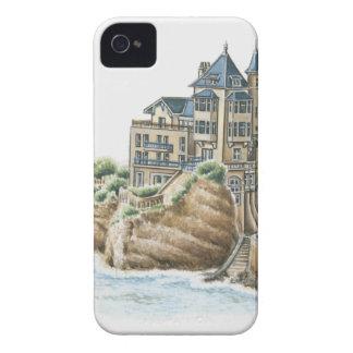 Villa Belza, Biarritz, France iPhone 4 Case
