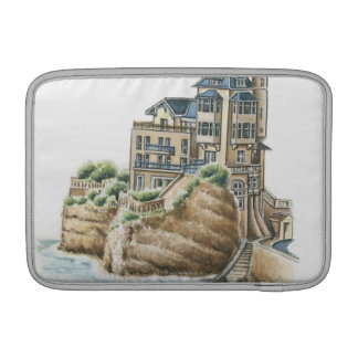 Villa Belza, Biarritz, France Sleeve For MacBook Air