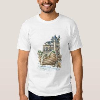 Villa Belza, Biarritz, France T-shirts