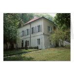 Villa Bertramka-Mozart-Prague Greeting Card