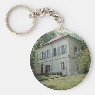 Villa Bertramka-Mozart-Prague Key Chain