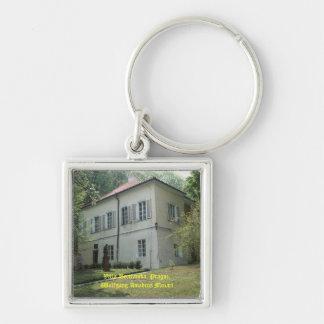 Villa Bertramka-Mozart-Prague Key Chains