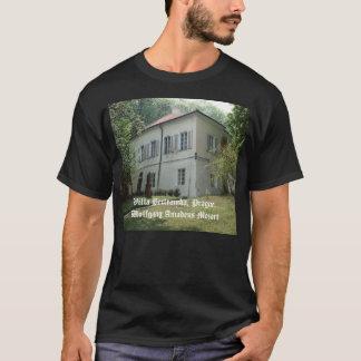 Villa Bertramka-Mozart-Prague T-Shirt