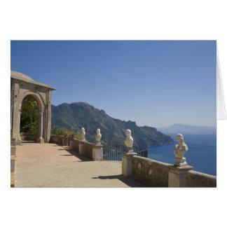 Villa Cimbrone, Ravello, Campania, Italy Greeting Card