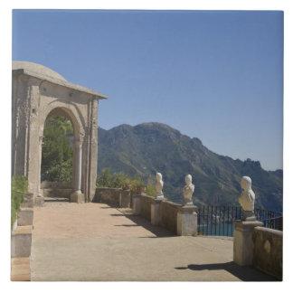 Villa Cimbrone, Ravello, Campania, Italy Tile