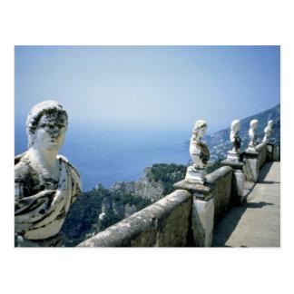 Villa Cimbrone, Ravello, Italy Postcard