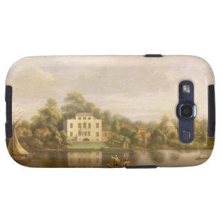 Villa de papa, Twickenham, c.1765 (aceite en lona) Samsung Galaxy S3 Carcasas