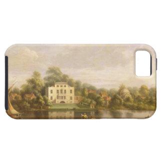 Villa de papa, Twickenham, c.1765 (aceite en lona) Funda Para iPhone SE/5/5s