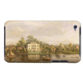 Villa de papa, Twickenham, c.1765 (aceite en lona) Funda Para iPod De Barely There