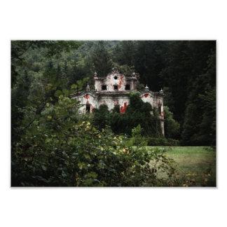 Villa De Vecchi Impresión Fotográfica