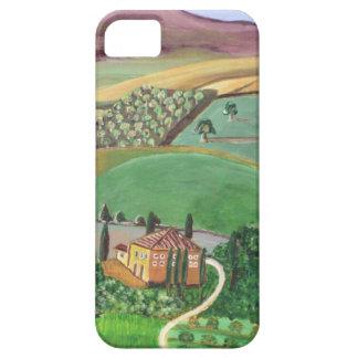 Villa in the Hill iPhone SE/5/5s Case