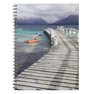 Villa La Angostura Notebook