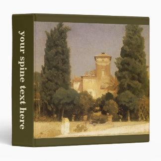 Villa Malta, Rome by Lord Leighton Binder