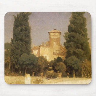 Villa Malta, Rome by Lord Leighton Mouse Pad