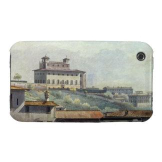 Villa Medici, Rome, c.1776 (oil on paper) Case-Mate iPhone 3 Case