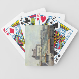 Villa Medici, Rome, c.1776 (oil on paper) Bicycle Playing Cards