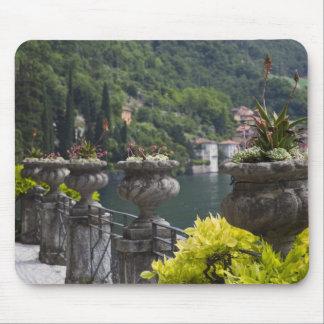 Villa Monastero, gardens and lakefront, Varenna, Mouse Pad