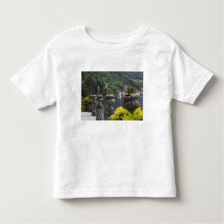 Villa Monastero, gardens and lakefront, Varenna, Toddler T-shirt