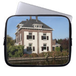 Villa on the bank of the river Vecht Laptop Computer Sleeves