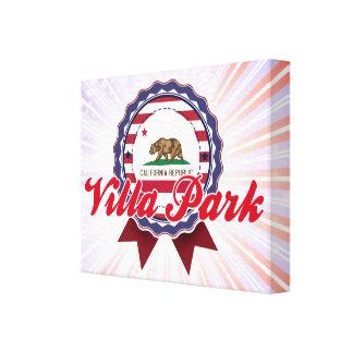 Villa Park, CA Lona Estirada Galerias