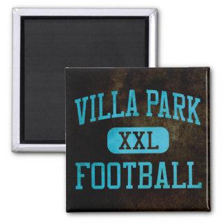Villa Park Spartans Football Magnet