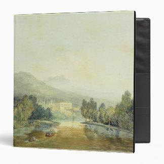 Villa Salviati on the Arno, c.1796-97 (w/c on penc 3 Ring Binder