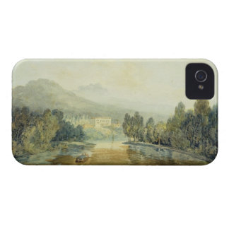 Villa Salviati on the Arno, c.1796-97 (w/c on penc iPhone 4 Case