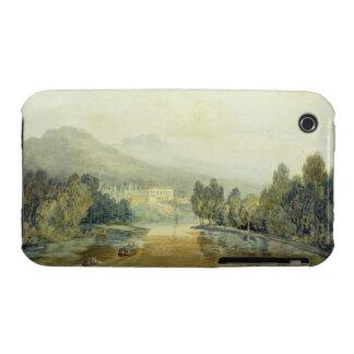 Villa Salviati on the Arno, c.1796-97 (w/c on penc iPhone 3 Case-Mate Case