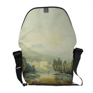 Villa Salviati on the Arno, c.1796-97 (w/c on penc Messenger Bag