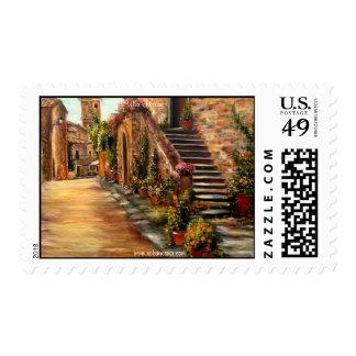 Villa Tuscany, Italy Postage
