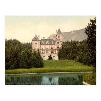 Villa Wartholz in Reichenau Postcard