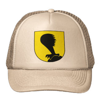Villach Austria Mesh Hat